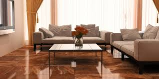 Tile flooring living room House News Living Room With Glossy Ceramic Tile Flooring Why Tile Using Inexpensive Materials To Create Rich Look Why Tile