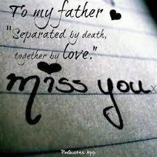 as the e says description miss you dad
