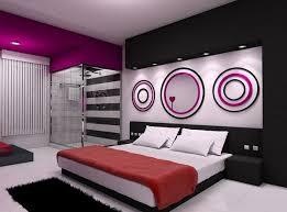 Neon in Interior Design: Purple Bedroom