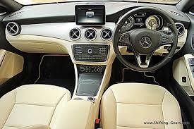 Mercedes Benz Cla Class Interior India: Mercedes benz cla detailed ...
