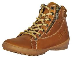com jeep women s hiking boot series ankle high leather booties outdoor camping shoes 9 5 liberty tan zazueta shoes