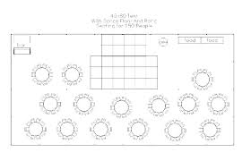 Round Table Seating Chart Template Round Table Seating Crowdmusic Info