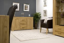 Overstuffed Living Room Chairs Pemberton Solid Oak Living Room Furniture Medium Storage Sideboard