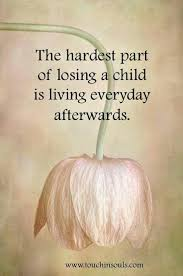Quotes About Losing A Child inspirational quotes loss child ostravauradprace 13