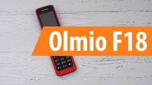 Распаковка <b>сотового телефона Olmio F18</b> / Unboxing Olmio F18 ...