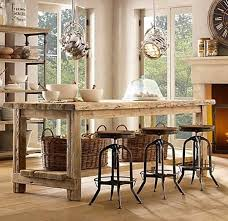 rustic homemade kitchen islands 4