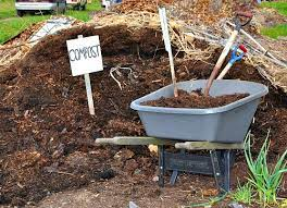 too much compost is it poisoning your
