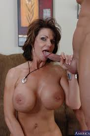 Mature big tit cock suckers