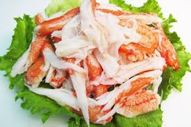 Image result for crab meat