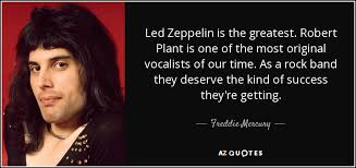 Led Zeppelin Quotes Gorgeous Quotes Of Great BandsArtists Who LikedDisliked Led Zeppelin Led