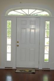pella entry doors with sidelights. Beautiful #Pella Door With #sidelights And Non-traditional #transom Pella Entry Doors Sidelights