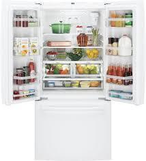 Ge Appliance Repair Kansas City Ge Gne25jgkww 33 Inch French Door Refrigerator With Internal Water