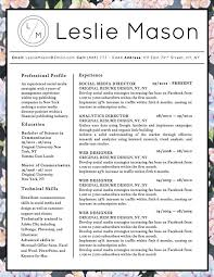 Best Resumes Templates Extraordinary Best Resume Styles Mesmerizing A Resume Template For A Senior