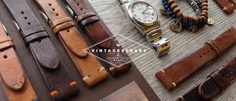 leather watch straps made in italy