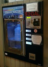 Vending Machines San Diego Ca Simple Alkaline Water Vending Machine Yelp