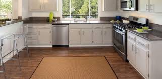 top kitchen with white cabinets and sisal rug cleaning tips for inside sisal kitchen rugs decor