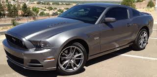 My new Sterling Grey 2013 GT Premium - Ford Mustang Forum