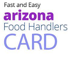 Food Safety Course Answers Az Maricopa Food Handlers Card 8 Online Efoodhandlers