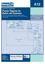 Imray Charts Caribbean Imray Chart A12 South Coast Of Puerto Rico Todd Navigation