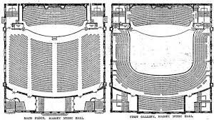 Massey Hall Seating Chart Facebook Lay Chart
