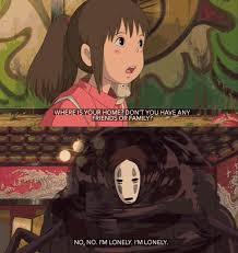 Spirited Away Quotes Enchanting Spirited Away Quotes QuotesGram Ghibli Pinterest Studio