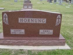 Albert Hornung (1882-1936) - Find A Grave Memorial