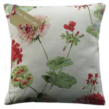 Laura Ashley Bedroom Furniture Ebay Cushion Cover Made From Laura Ashley Cranberry Fabric In All