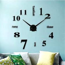 giant wall flip clock uk pare