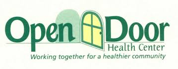 for more information about open door health center here