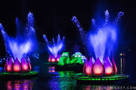 Rivers Of Light Animal Kingdom Times Video Review Rivers Of Light Debuts To The Public At