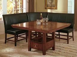 breakfast furniture sets. Kitchen Table:Inspiring Tables For Bench Seating Natural Space Saving Corner Breakfast Nook Furniture Sets B