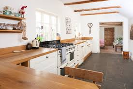 For Kitchens Wooden Worktop For Kitchens Ward Log Homes