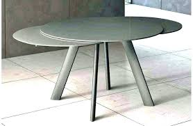 Table Cuisine Ronde Table Ht Table Cuisine Ronde Pied Central