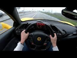 Ferrari 488 GTB <b>Akrapovic</b> TUNNELRUN! - YouTube