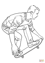new skateboard coloring page gallery 6 t the skateboarding coloring pages