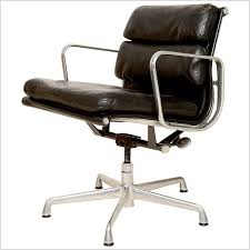 herman miller leather office chair chairs home mid century aeron arms tempur neck pillow best recliners