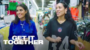 Melody Ross Designer Collections Aleali May Shops With Melody Ehsani At Slauson Swap Meet Get It Together
