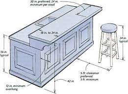 A Kitchen Work Island Designed with Guests in Mind - Fine Homebuilding  Article