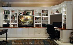 custom bookcases orlando wood shelving wooden wall units bookcase and corner desk built with king headboard