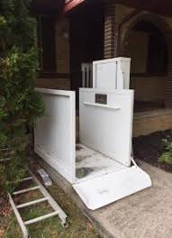 used wheelchair lifts used vertical lifts used home lifts
