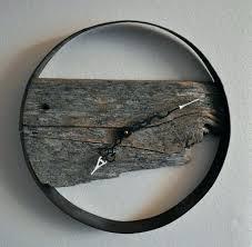 reclaimed wood wall clock wood clock wood clock reclaimed wood wall clock for interior clocks alarm