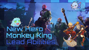 dota 2 monkey king secret quest hero skills abilities