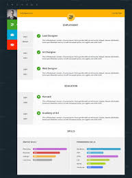 Modern Fold Resume Template For Pages Download Word Modern Fold
