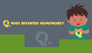 Who Invented Homework    Answer Me for Kids   Mocomi Mocomi com