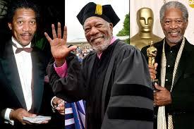 Morgan Freeman Through the Years   EW.com
