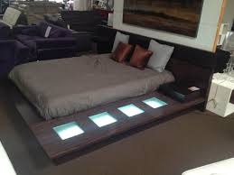 moderncontemporary lacquer platform bed