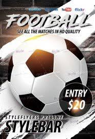 football flyer templates free football flyer psd templates download styleflyers