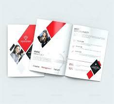 2 Folded Brochure Template 2 Fold Brochure Template Furniture Products Multipurpose