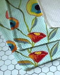 flower shaped bathroom rugs power rug guild bath painted pansies woven mat flower shaped baby bath mat