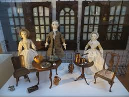 the curious collage an th century dolls house victoria and the final display of w 42 1922 in the v a museum of childhood